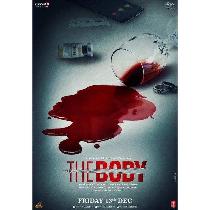 Rishi Kapoor-Emraan Hashmi Starrer The Body: Trailer Goes Missing of this Mystery Film