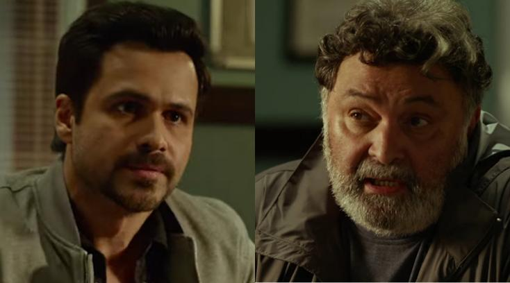 Emraan Hashmi, Rishi Kapoor's The Body: Check Out the Social Media Response to the Film's Trailer