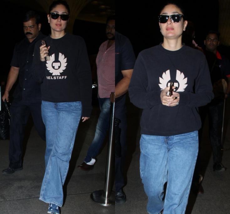 Kareena Kapoor Serves Style Inspo In Latest Airport Look
