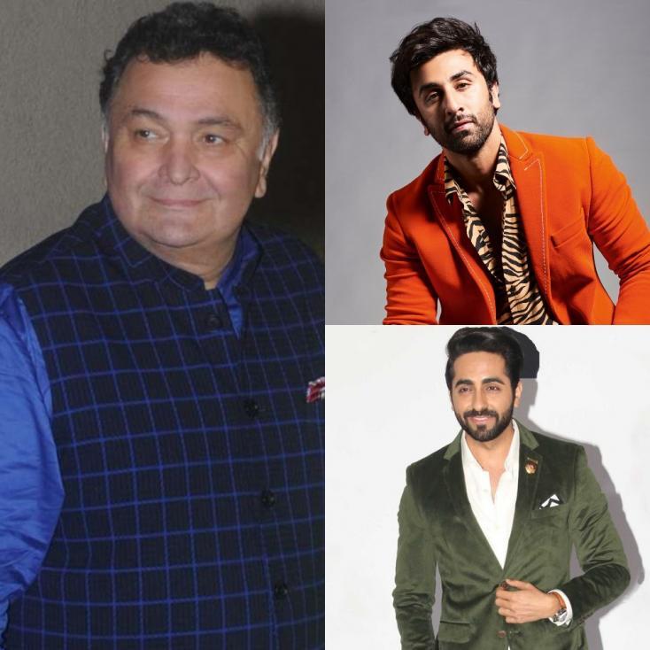Rishi Kapoor Feels He Can Never do Films like His Son, Ranbir Kapoor or Ayushmann Khurrana