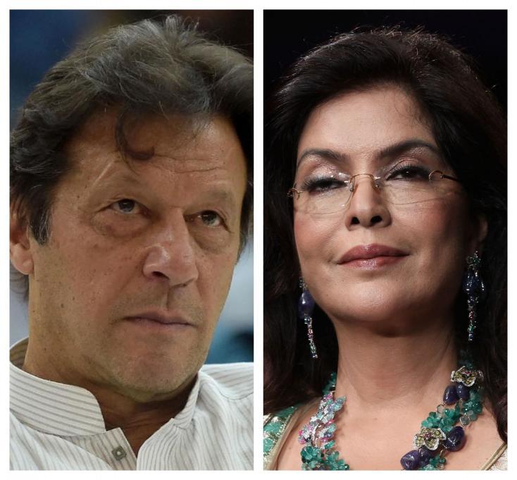 Imran Khan, Pakistani Prime Minister, and Zeenat Aman Were Rumoured to Have an Affair