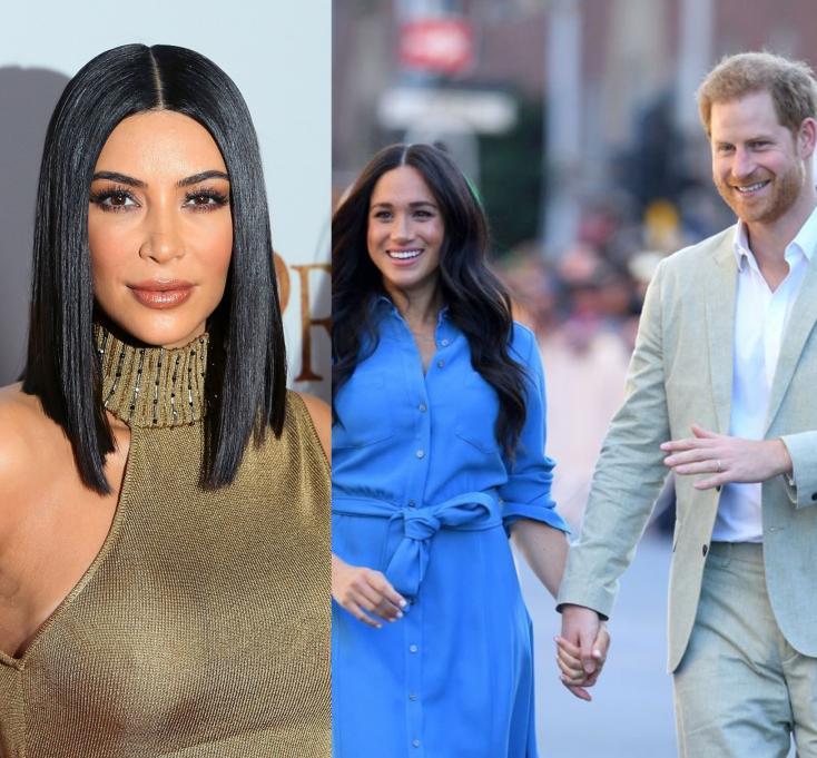 Kim Kardashian 'Empathises' With Prince Harry, Meghan Markle's Need For Privacy