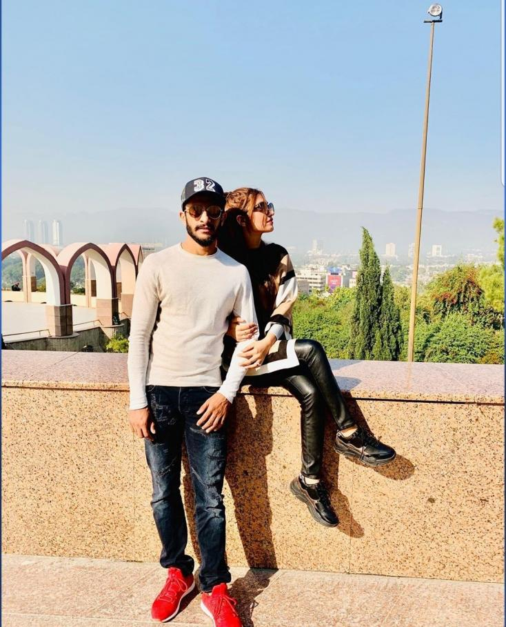 Hassan Ali's Wife Samiya Arzoo Gushes Over Pakistan. Check Out Their Pictures.