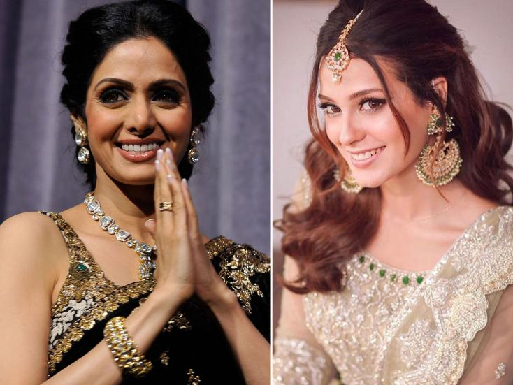 Iqra Aziz Pays Tribune to Sridevi in Latest Instagram Post, Check It Out Here