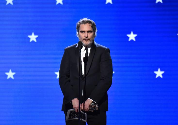 Critics' Choice Awards 2020: Joaquin Phoenix Crowned Best Actor Again, Thanks Mother and Talks Gun Violence in Speech