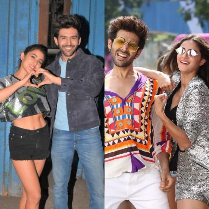 Kartik Aaryan's Female Leads: Who Looks Best of the Best?
