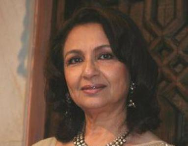 Sharmila designs her clothes for 'Morning Walk'