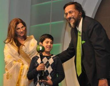 Akshay's son is a green hero!