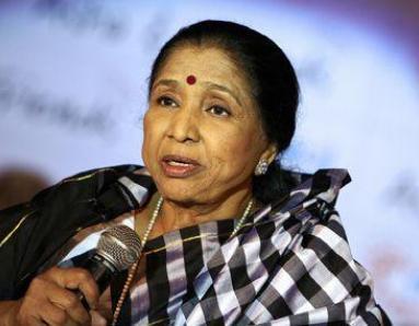 Asha Bhosle sings her first Kannada song