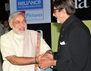 Amar Singh supports Bachchan-Modi camaraderie