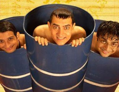 '3 Idiots' helps multiplexes recover earlier losses