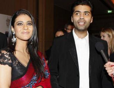 No method to Kajol's madness, she's brilliant: Karan Johar