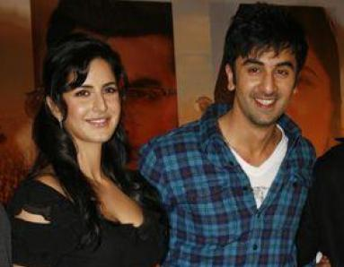 Ranbir and Katrina's secret courtship