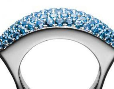 Adler's Pour Julia Ring Collection