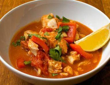 Recipe: Spicy Fish Stew