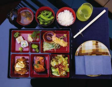 Check out Watatsumi's Business Lunch Menu