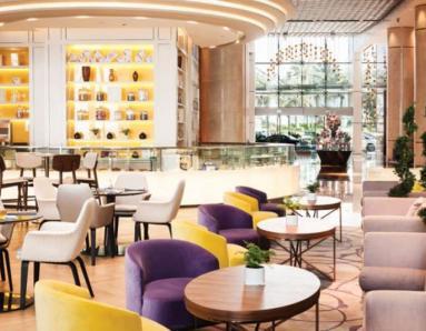Restaurant Review: Choix Patisserie & Restaurant, InterContinental Dubai Festival City