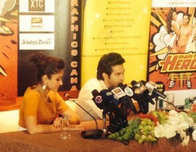 "Varun Dhawan in Dubai: ""Ileana and I Didn't Start Off as Friends"""
