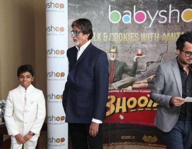 Guess Who Amitabh Bachchan Interviewed in Dubai