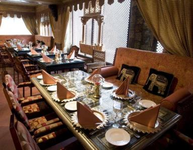 Rajasthani Food Festival at Antique Bazaar, Four Points by Sheraton, Bur Dubai