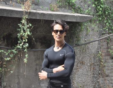 "Tiger Shroff: ""I don't have the X-factor my father Jackie Shroff did"""