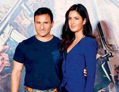 'Ranbir Is Lucky To Have Katrina Kaif As A Girlfriend': Saif Ali Khan