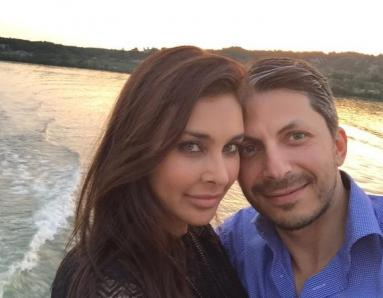 Lisa Ray Explores The South Of France With Hubby Jason Dehni