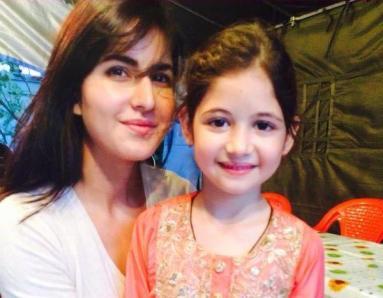 Jab Katrina Kaif And Salman Khan's Munni Met!