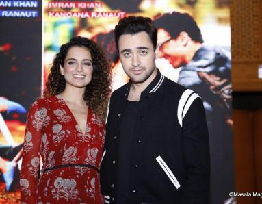 What Kangana Ranaut and Imran Khan Were Up To In Dubai