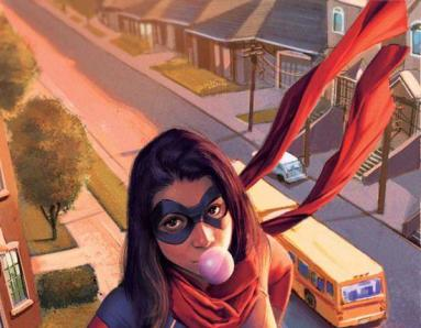 Ms. Marvel – The Teenage Superhero