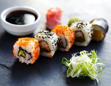 Restaurant Review: Sushi Nights at Lounge@Barsha