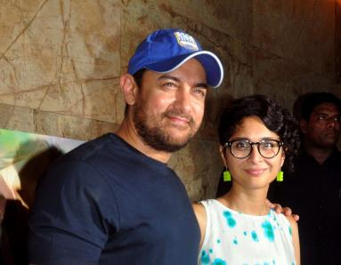 WOAH! Kiran Rao Apparently Gave Aamir Khan An Earful For Talking About Their Private Conversations in Public