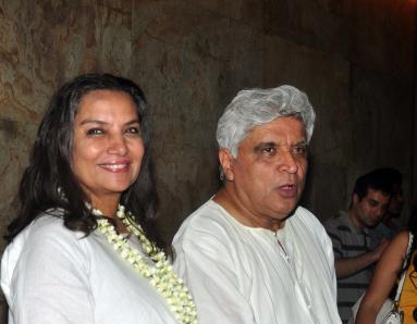 When Shabana Azmi Made Javed Akhtar Cry...