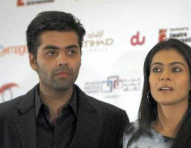 Looks Like Not All Is Well With Former BFFs Karan Johar and Kajol