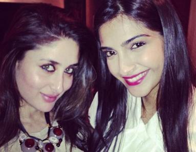 Oops! Sonam Kapoor Reveals Kareena Kapoor Khan's Role in Veere Di Wedding in Her Excitement!
