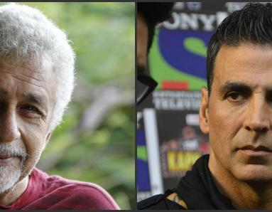 Akshay Kumar FINALLY Responds to Naseeruddin Shah's Comment on Rajesh Khanna