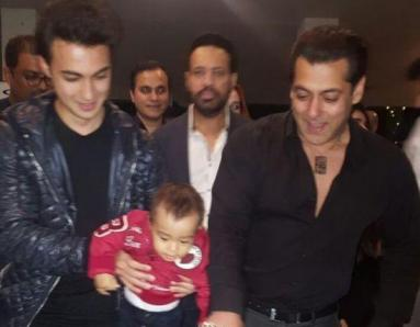 Everything That Happened At Salman Khan's 51st Birthday Party