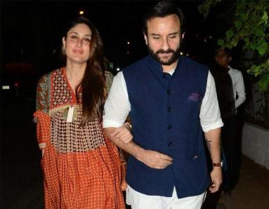 Kareena Kapoor Khan Steps Out For The First Time Since Baby Taimur's Arrival