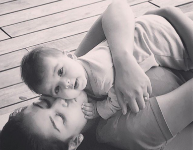 Shahid Kapoor Shares the FIRST Pic of Baby Misha!