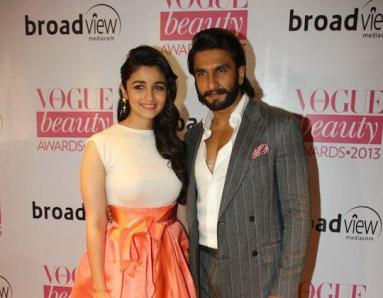 Ranveer Singh and Alia Bhatt Team Up For a Film!