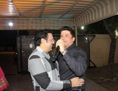 Concept Big Brands Carnival Success Party with Govinda