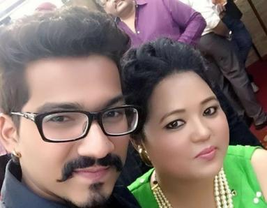 PICS: Check Out Comedienne Bharti Singh's Gorgeous Wedding Outfits