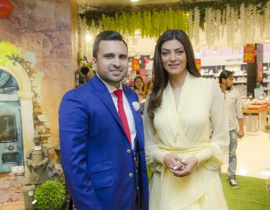 All About Sushmita Sen's Recent Visit to the UAE