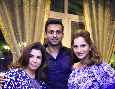 Here's How Sania Mirza Rang In Her 31st Birthday