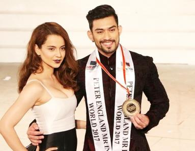 Feast Your Eyes! Jitesh Singh Deo Bags The Title of Mr. India 2017
