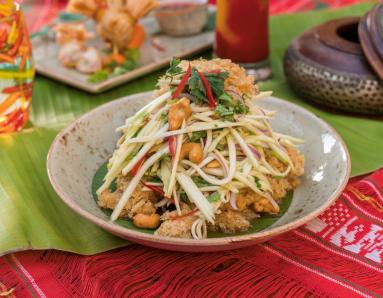 Four Lip Smacking Thai Recipes from Pai Thai