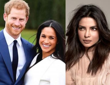 Priyanka Chopra Will Attend Prince Harry- Meghan Markle's Royal Wedding