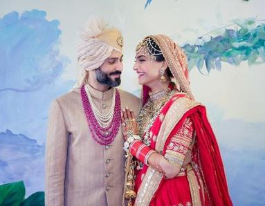Sonam Kapoor and Anand Ahuja Wedding: Check Out These Pictures From Inside the Venue