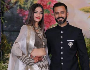 Sonam Kapoor and Anand Ahuja's Wedding: Shah Rukh Khan and Salman Khan Made Sonam's Grand Wedding Reception an Event to Remember
