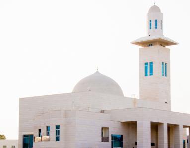 Ramadan 2018 News: Al Khail Gate Opens a Sprawling Community Mosque